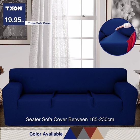Picture of Three Seat Sofa Cover