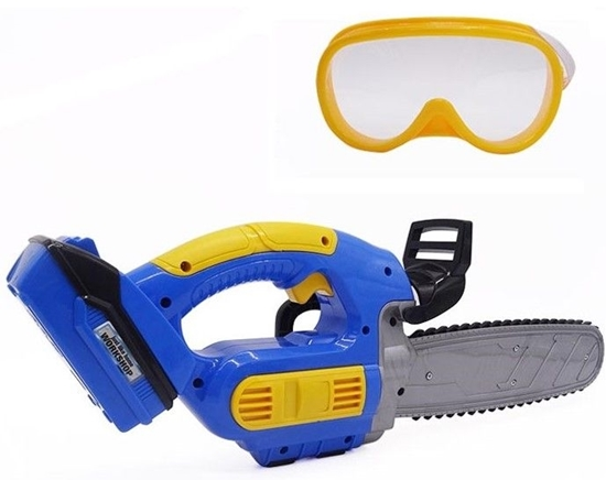 Picture of Tool Electric Chainsaw Toy Set