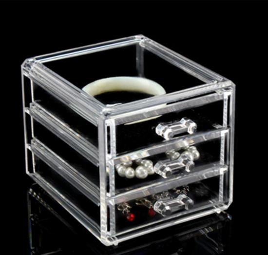 Picture of Acrylic Organizer - 14.7 x 15 x 11 Cm
