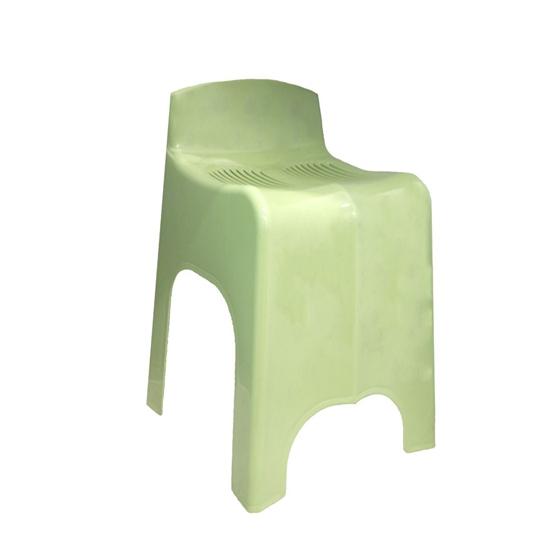 Picture of Plastic Kitchen Stool - 58 x 30 x 34 Cm