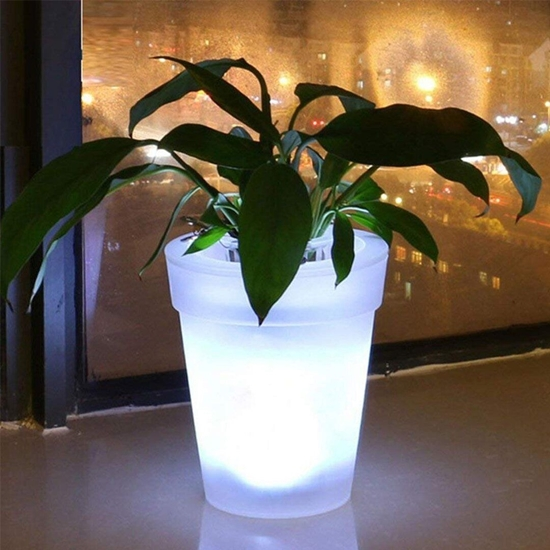 Picture of Glowing LED Flower Pot - 60 x 66 Cm