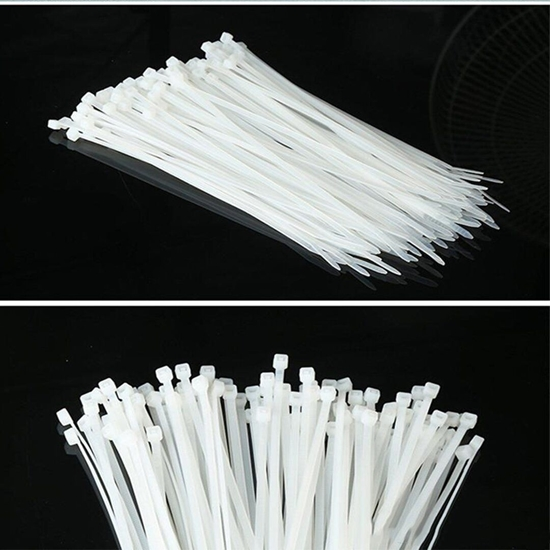 Picture of 36 PCs Self-Locking Nylon Cable Zip Ties
