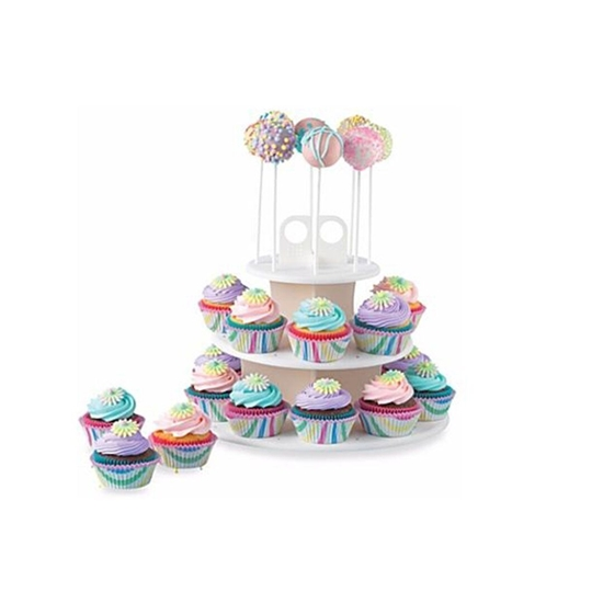 Picture of Cake Pop & Cupcake Stand - 31 x 31 Cm