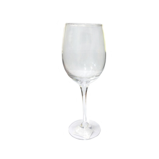 Picture of Glassware with Beautiful Stem - 22.5 Cm