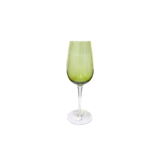 Picture of Glassware with Beautiful Stem - 25 x 9 Cm