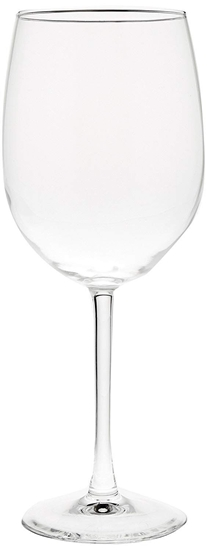 Picture of Glassware with Beautiful Stem - 23 x 7.5 Cm