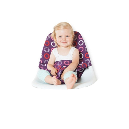 Picture of Portable Travel High Chair Booster Baby Seat - 16 x 6 x 15 Cm