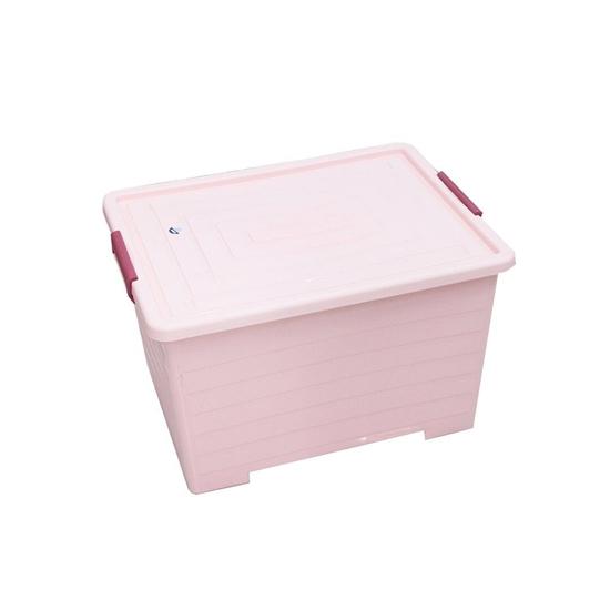 صورة صندوق بغطاء - 57 × 44 × 35 سم