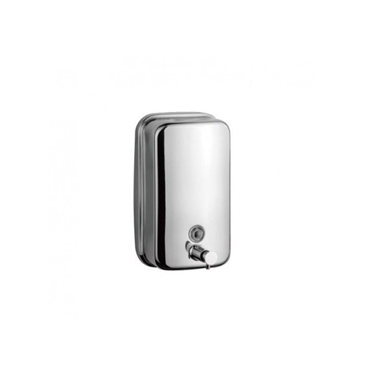 صورة Stainless Steel Soap Dispenser