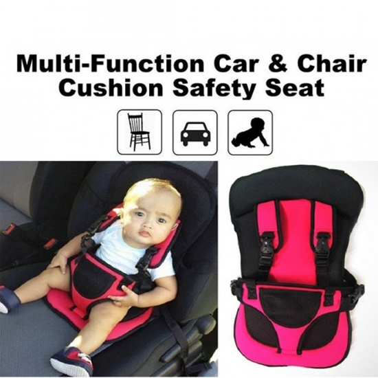 Picture of Multi Function Baby Car Cushion - 65 x 40 Cm