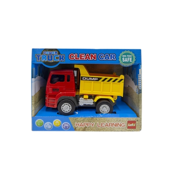Picture of Mini Truck Toy - 15 x 7 x 10 Cm