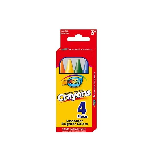 صورة Crayon - 4PCs