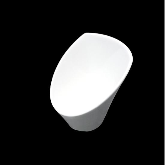 Picture of White Ceramic Bowl - 15 x 14 Cm