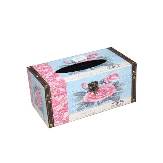 صورة Tissue Box - 25 x 13 x 11.5 Cm