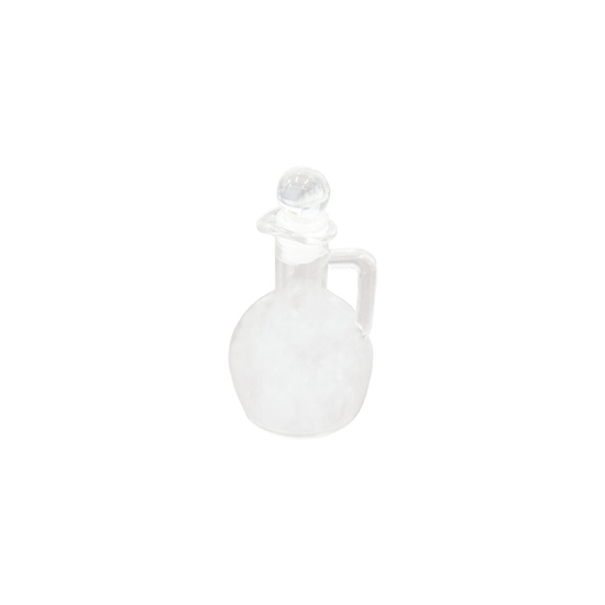 صورة Glass Sauce Bottle - 13 X 6 CM