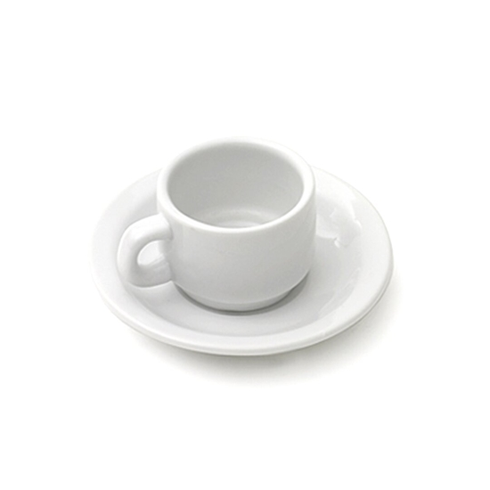 Picture of Coffee cup and saucer