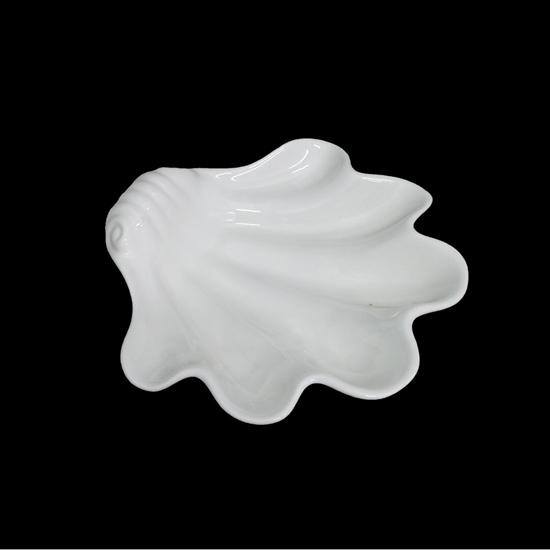 Picture of White Ceramic Serving Dish - 29 Cm