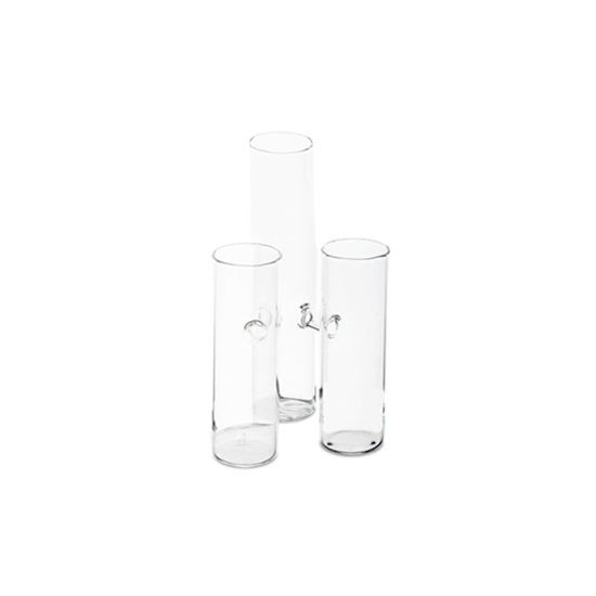 Picture of 3 Tubes Flower Vase - 24  x 11 Cm