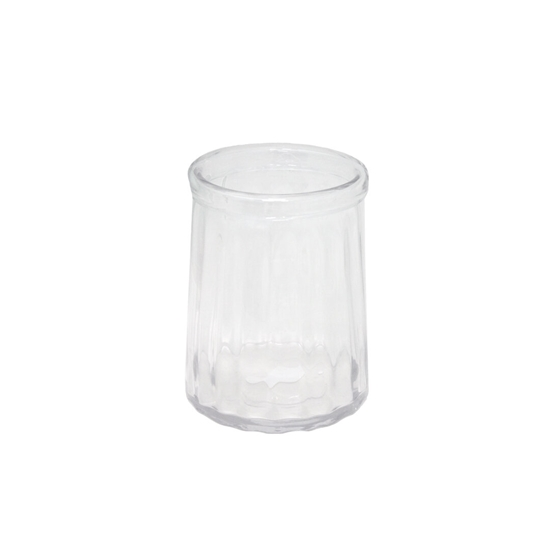 Picture of Transparent - Glass Flower Vase - 20 x 15 Cm