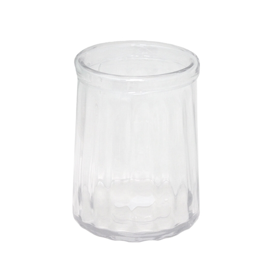 Picture of Transparent - Glass Flower Vase - 25 x 17 Cm