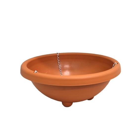 صورة وعاء نباتات يُعلّق - 39 × 17 سم