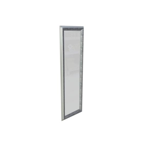 صورة مرآة حائط مستطيلة قياس 30 × 120سم