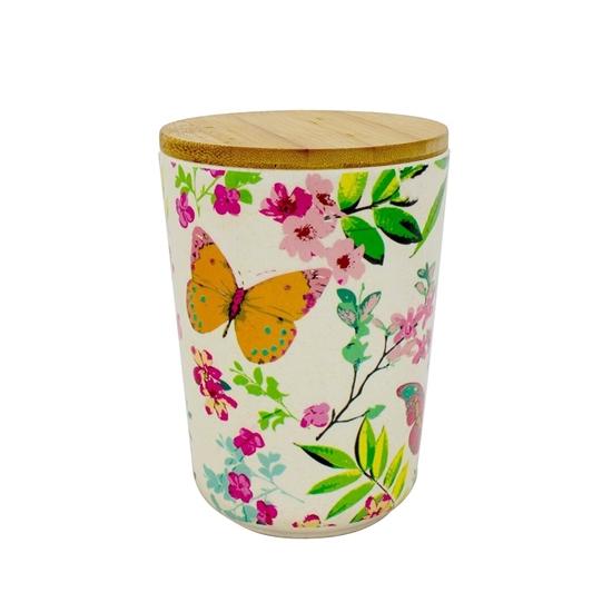 Picture of Bamboo Jar - 10 x 14 Cm
