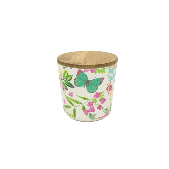 Picture of Bamboo Jar - 10 x 10 Cm