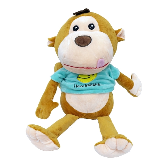 Picture of Monkey Stuffed Toy - 40 Cm