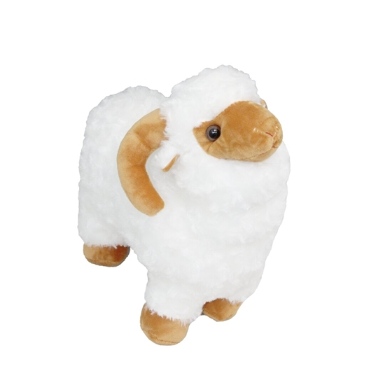 Picture of Sheep Stuffed Toy - 27 Cm