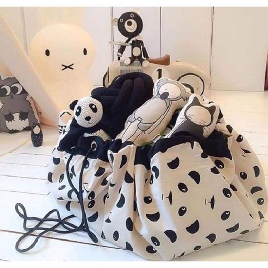 صورة Play Mat and Toy Storage Bag