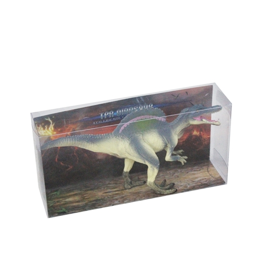 صورة Plastic Walking Dinosaur Toy - 25 x 13 Cm