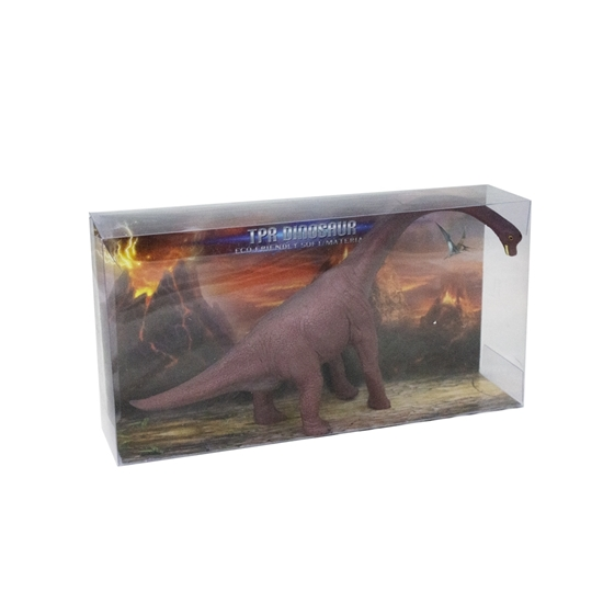 صورة Plastic Walking Dinosaur Toy - 14 x 25 Cm