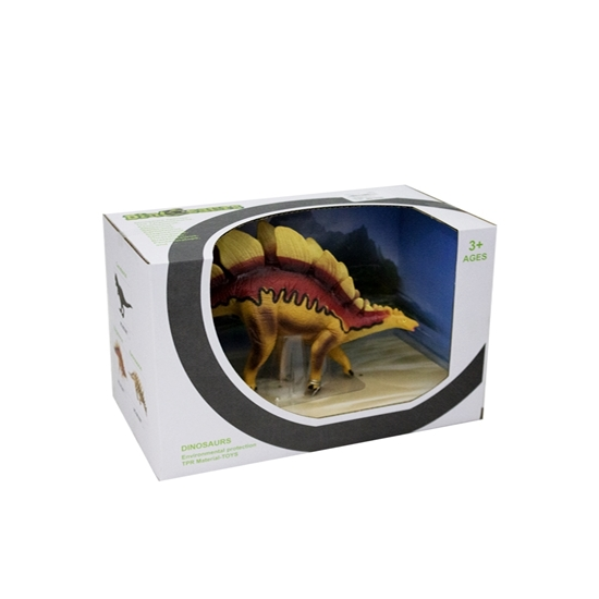 صورة Plastic Walking Dinosaur Toy - 13 x 21 Cm