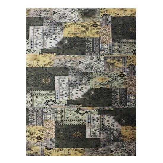 صورة سجّادة وبر قصير قياس 120 × 160 سم