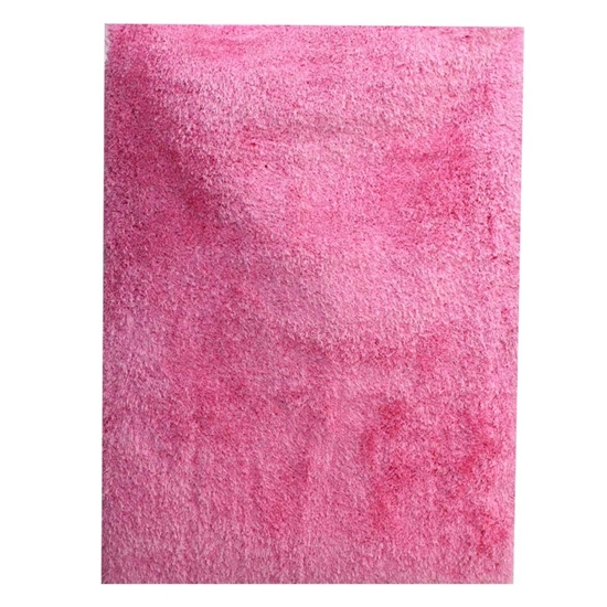 Picture of Pink Shaggy Carpet - 160 x 230 Cm