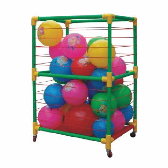 Picture of BALL STORAGE BASKET - 75 x 58 x 108 Cm