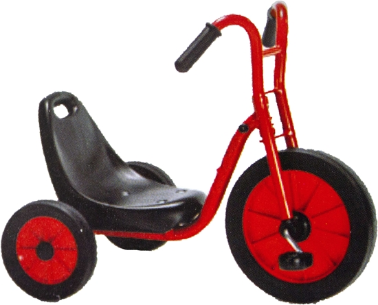 Picture of GO CART TRICYCLE