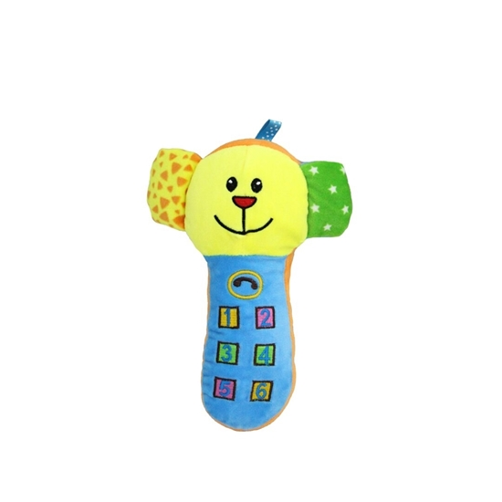 صورة Baby Phone Rainbow Ringing Toy