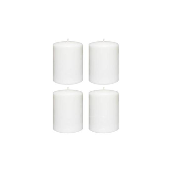 صورة شمع غير معطر- 6 × 6 سم