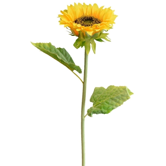Picture of SINGLE ARTIFICIAL SUNFLOWER - Decorative Flowers