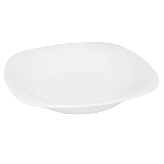 Picture of White Ceramic Serving Dish
