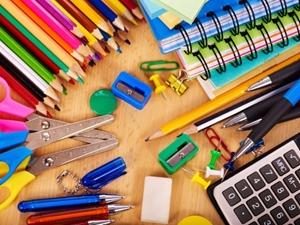 صورة لقسم مستلزمات تنظيم المكتب