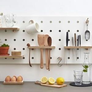 صورة لقسم ملحقات المطبخ