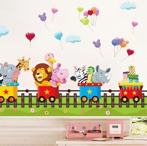 Picture for category WALL STICKERS