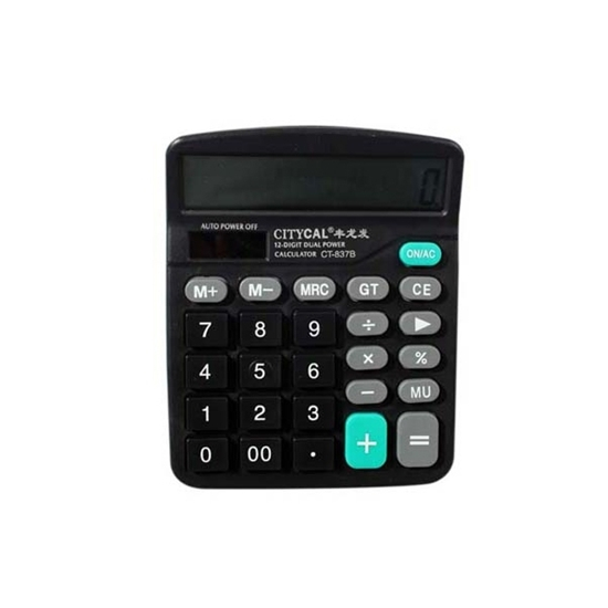 Picture of Calculator - 14.5 x 11.8 x 3.8 Cm