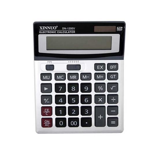 Picture of Calculator - 15 x 19 x 3.5 Cm