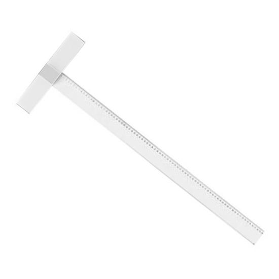 Picture of Plastic Ruler - 90 Cm