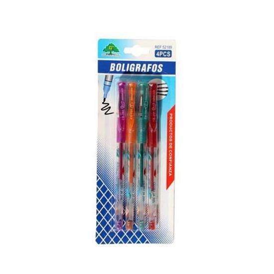 صورة أقلام ملونة