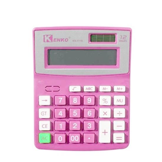 Picture of Calculator - 13.8 x 10.2 x 1.2 Cm